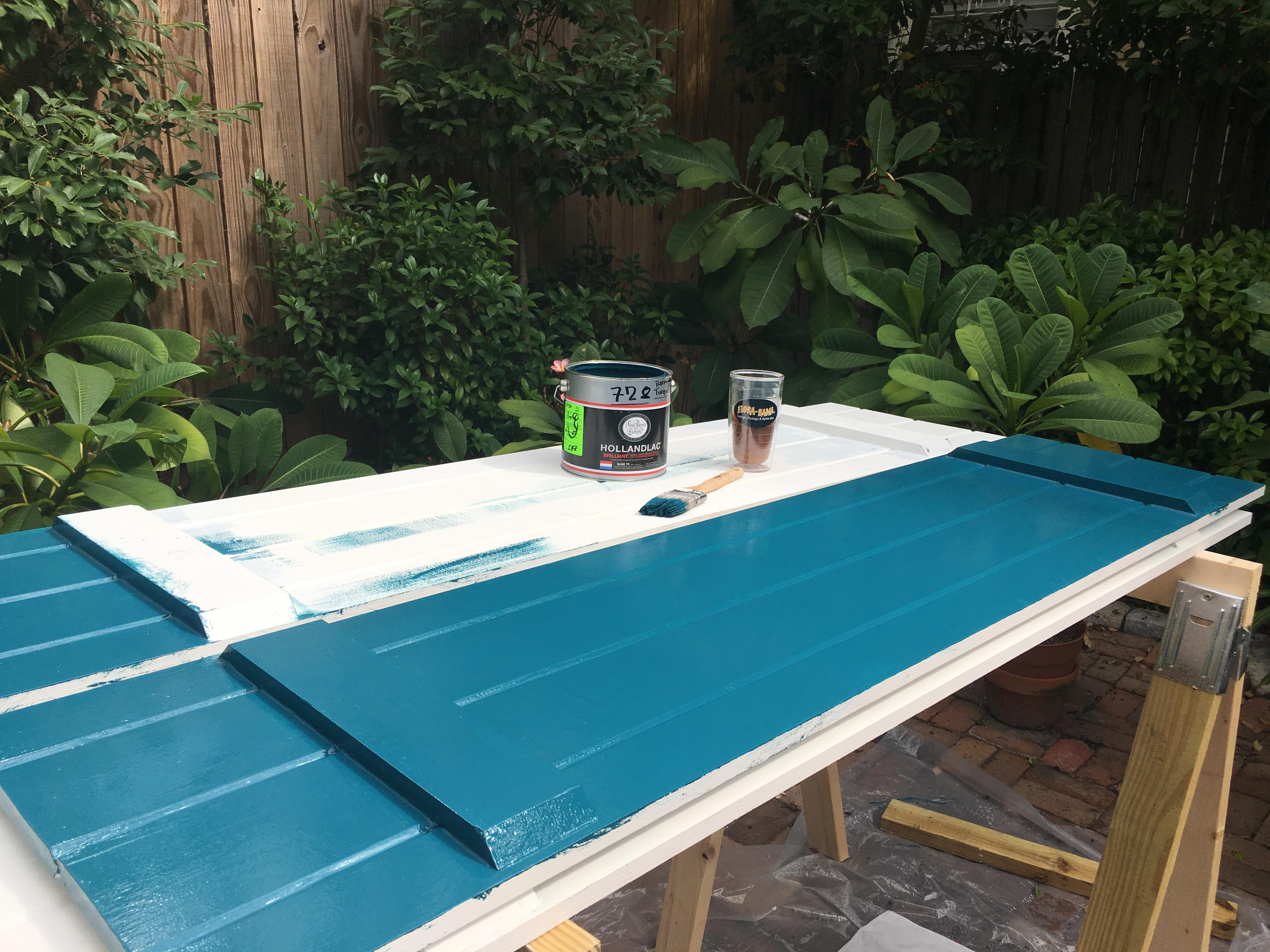 Diy Board And Batten Shutters The Martzolf Group The